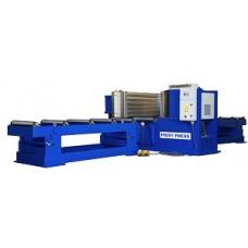 Горизонтальный гидравлический пресс RHTC HV-150
