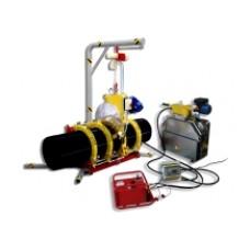 SP630 - комплектная машина для сварки напорных полимерных трубопроводов.