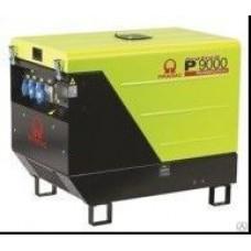 Дизельный генератор Pramac P9000 AUTO